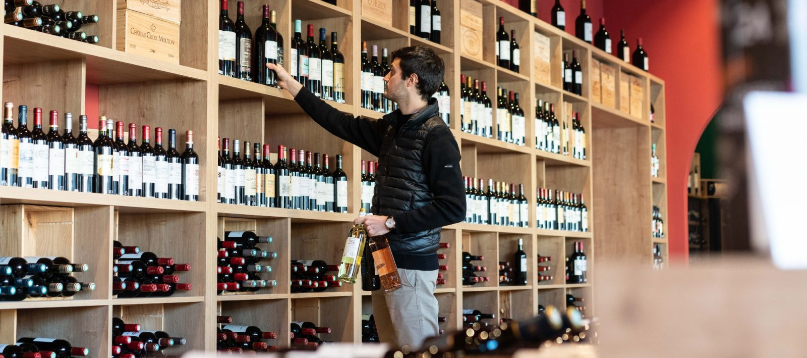 Le label viticole pèse parfois dans la balance lorsque vous devez choisir entre plusieurs bouteilles de vin