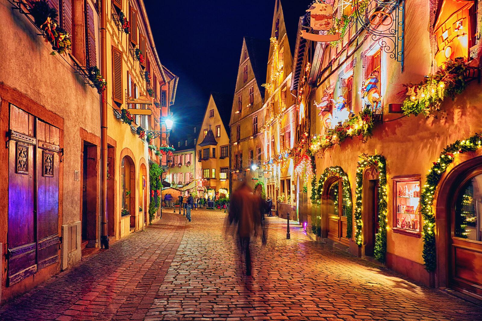 marché de noël de kaysersberg - Visiter le marché de Noël de Kaysersberg - 2021 - 1