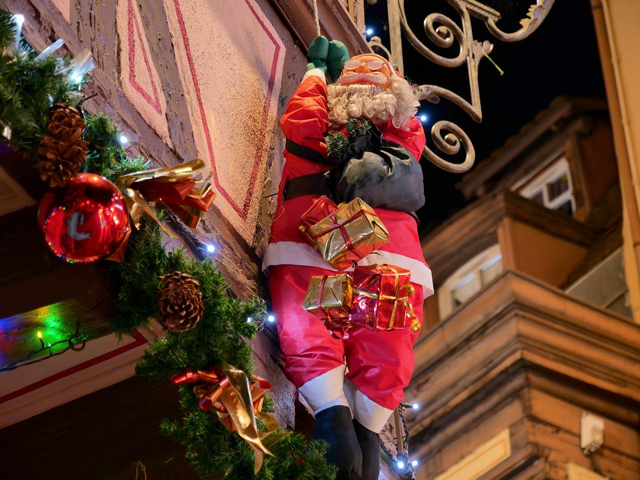 décoration de Noël à Kaysersberg