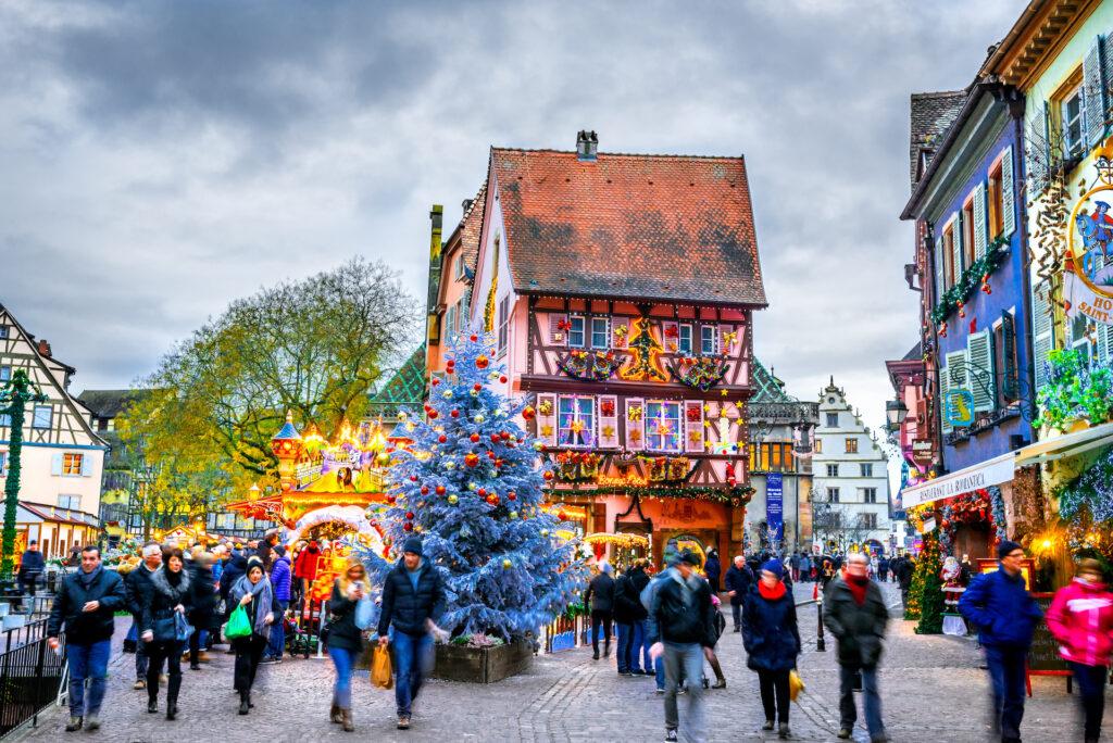 colmar,noël - Le Marché de Noël à Colmar : un séjour magique et inoubliable - 2021 - 7