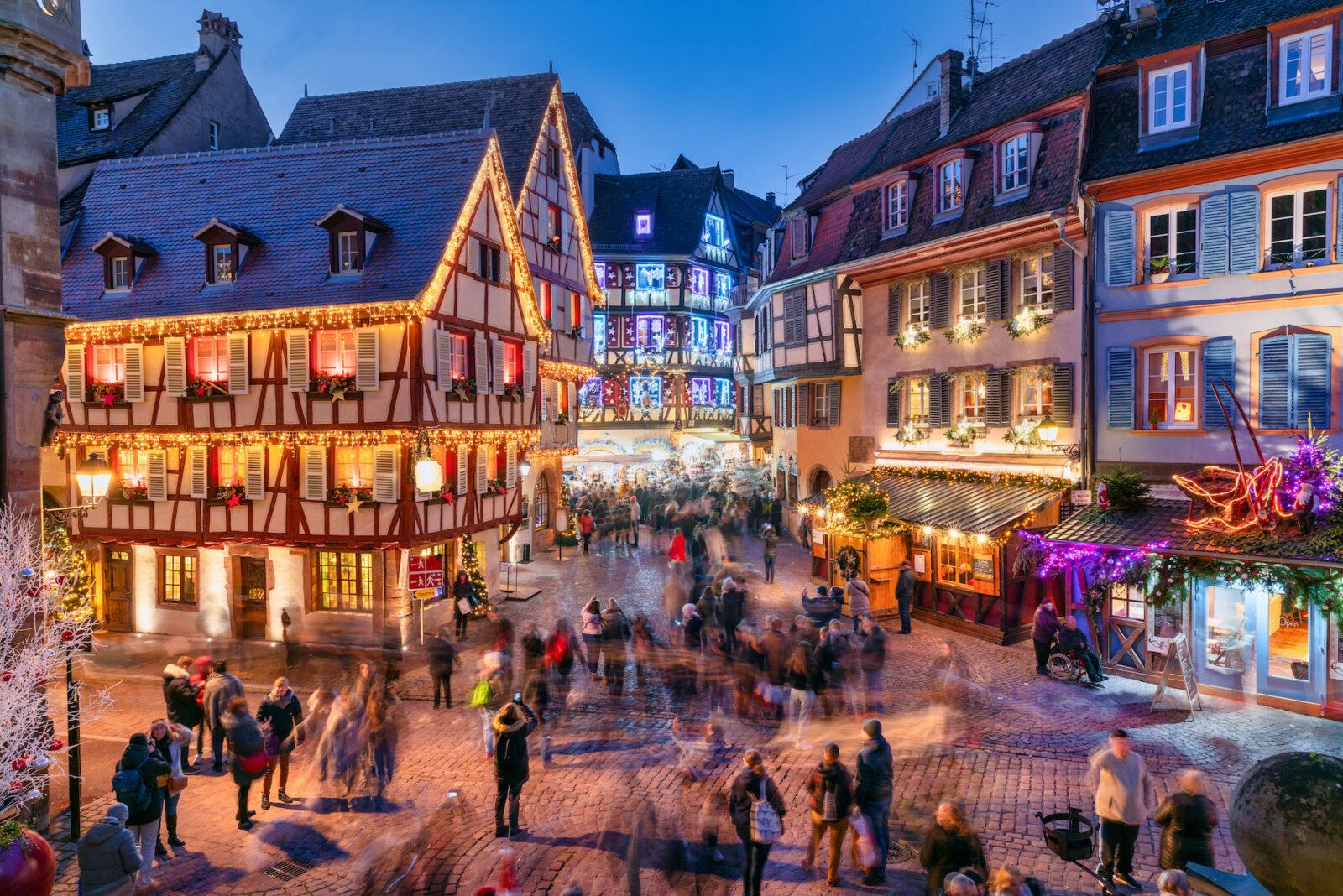 colmar,noël - Le Marché de Noël à Colmar : un séjour magique et inoubliable - 2021 - 1