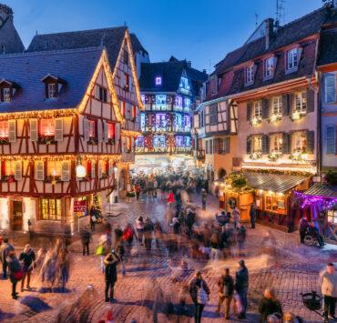 route des vins,alsace - Le Marché de Noël à Colmar : un séjour magique et inoubliable - 2021 - 23