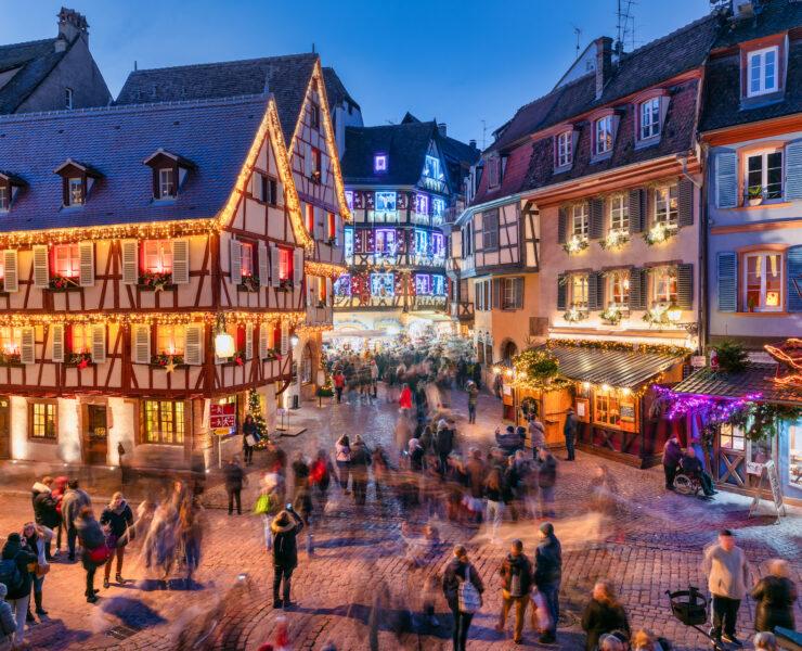 visiter aix-en-provence,aix-en-provence - Le Marché de Noël à Colmar : un séjour magique et inoubliable - 2021 - 20