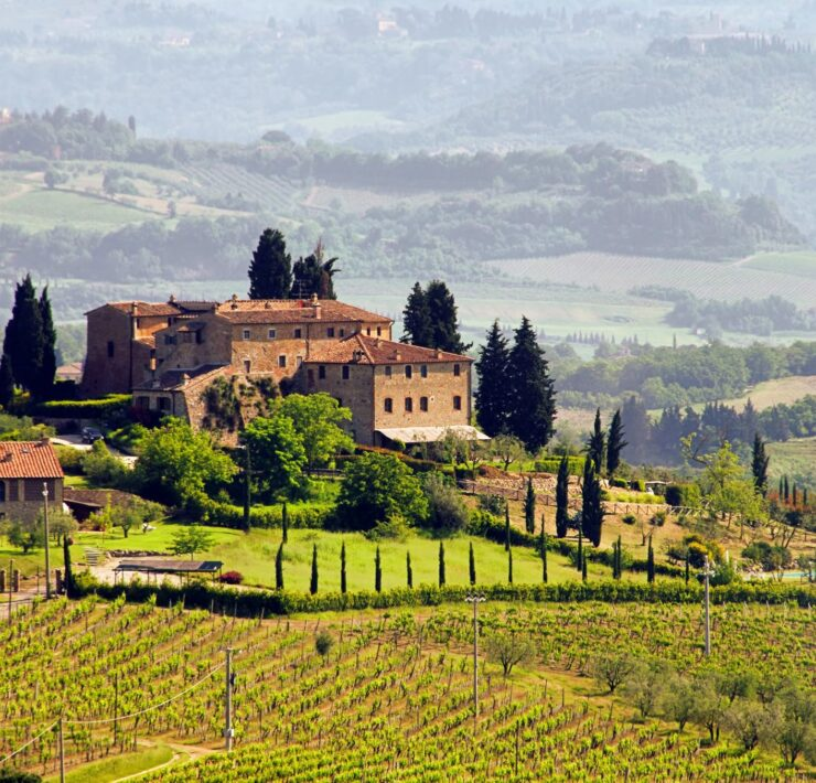 Un week-end en Toscane : entre villes et nature