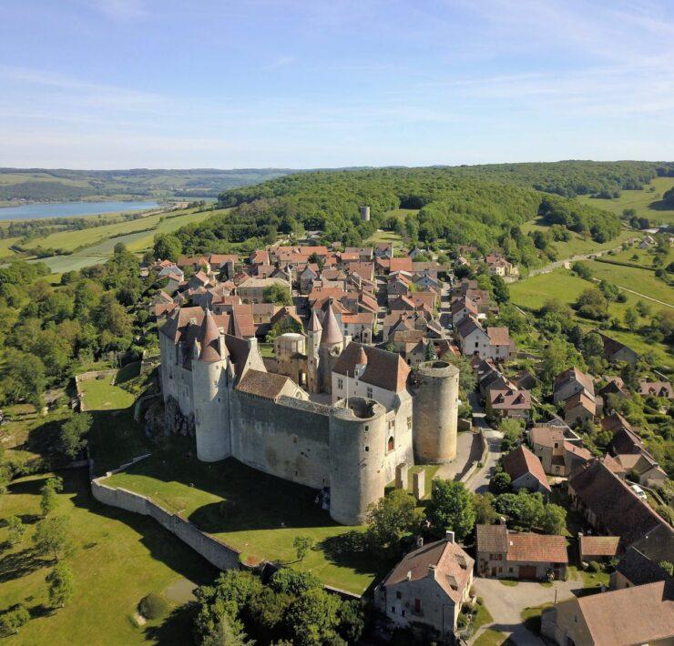 grands crus,vignoble de bordeaux,vignoble bordeaux - Bourgogne : les 5 plus beaux villages de la région - 2021 - 23